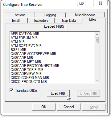 Integrate SNMP Traps Into up time | uptime software Support
